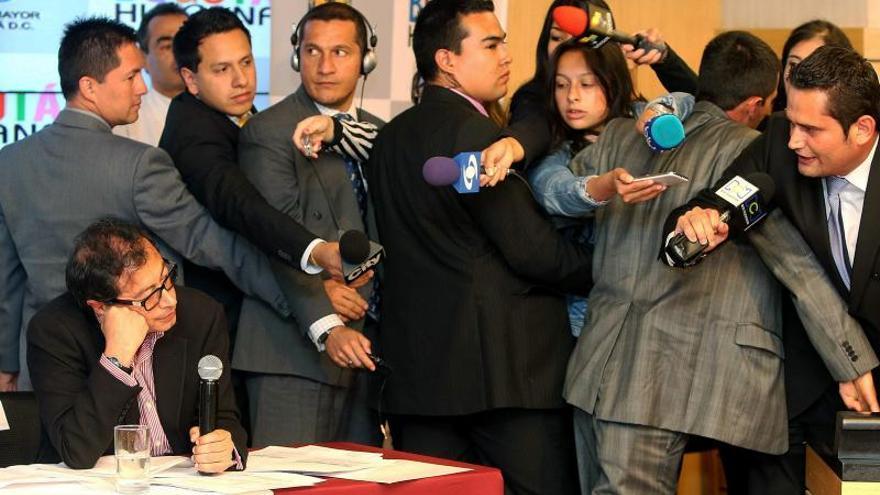 La continuidad del alcalde de Bogotá queda en manos del presidente Santos y de la CIDH
