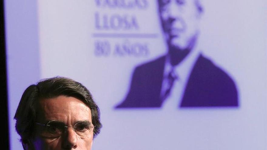 Aznar pide dejar espejismos de libertad en Cuba y forjar unidad de cubanos