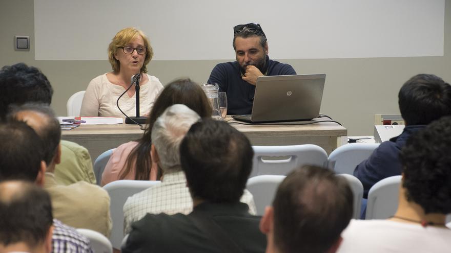 Jornadas de Ganemos Toledo sobre el Acuerdo Social del Agua