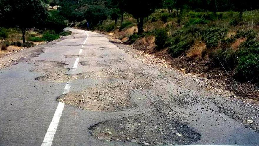 Carretera Helechosa