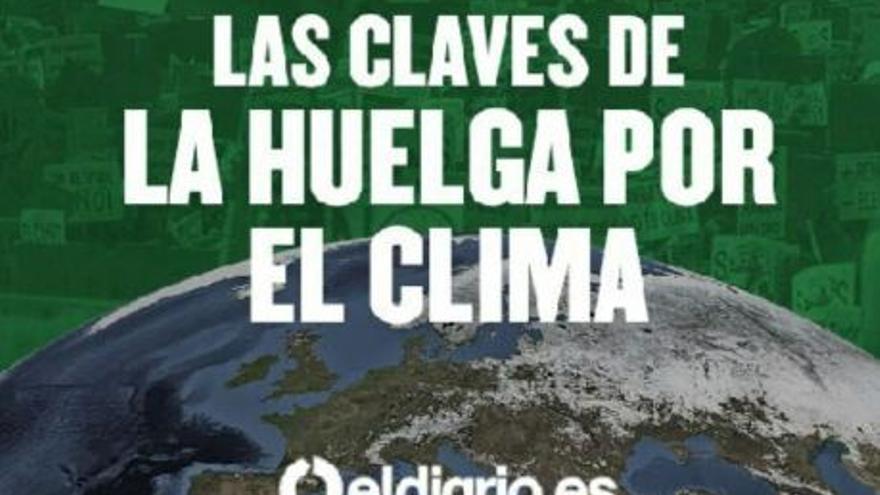 Claves para entender la huelga mundial por el clima del 27 de septiembre