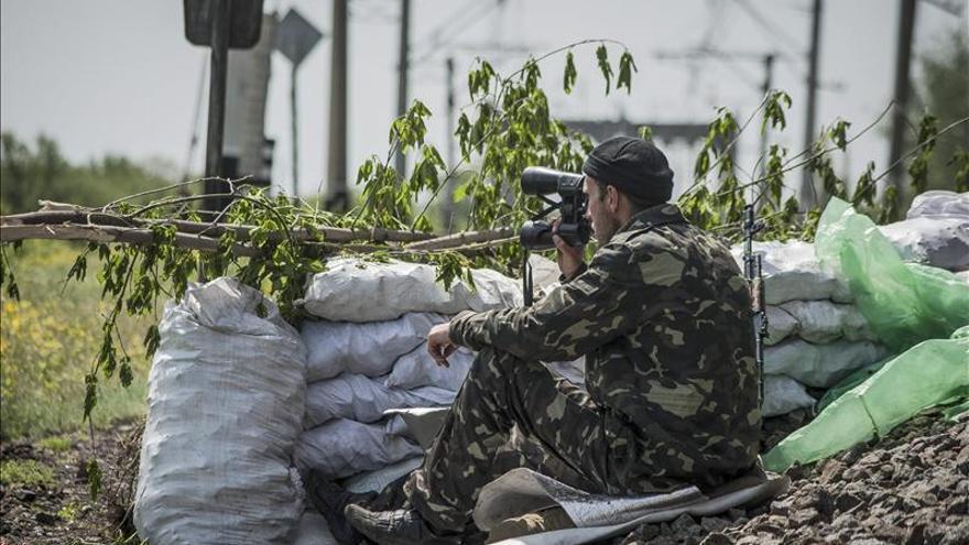 Ucrania impide sobrevolar su territorio a dos aviones con altos cargos rusos