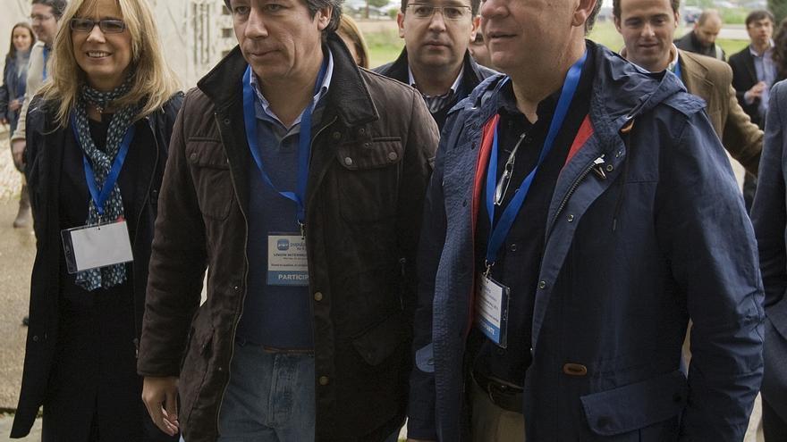 """Monago asevera que """"Extremadura cumple"""" mientras los gobernantes catalanes """"no están cumpliendo"""" por su """"mala gestión"""""""