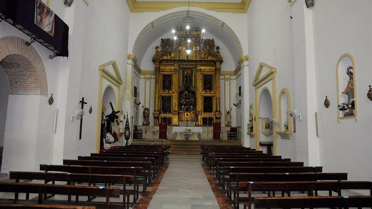 Parroquia de Nuestra Señora de Gracia de Guadalcázar.