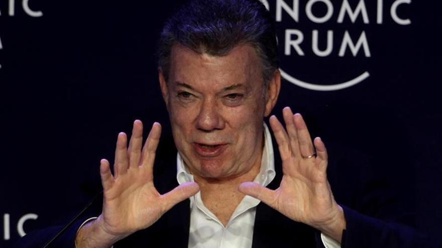 Santos afirma FARC están preparadas para la guerra urbana si fracasa proceso de paz