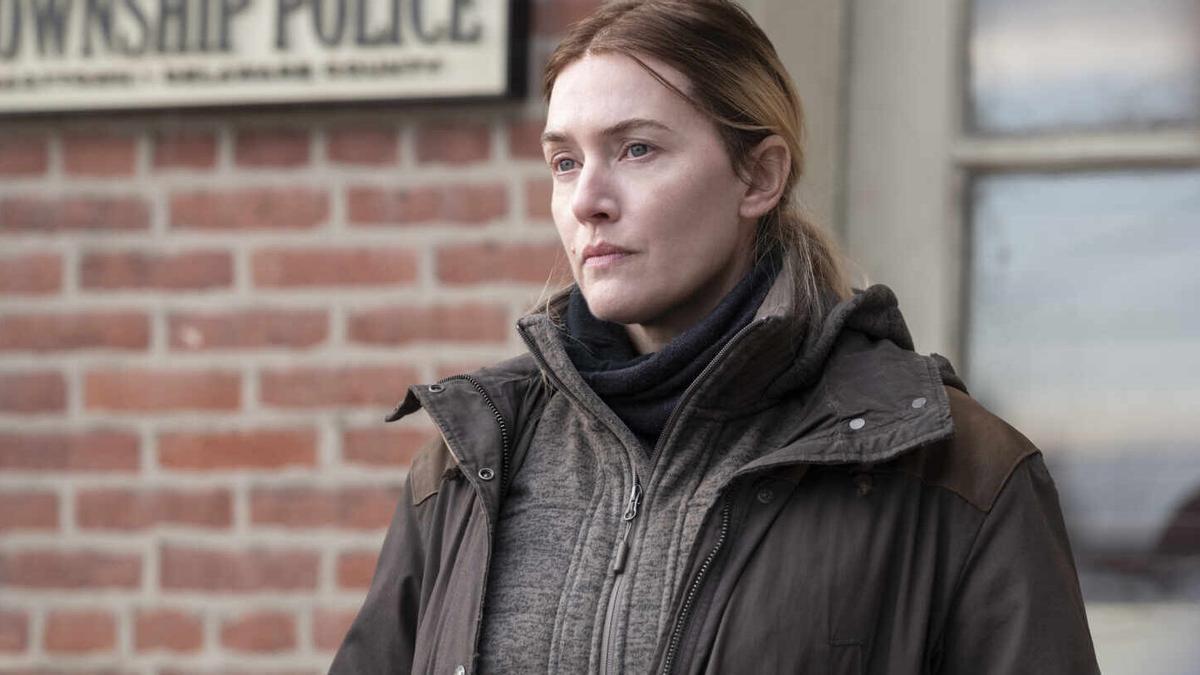 Mare of Easttown, un policial protagonizado por Kate Winslet.