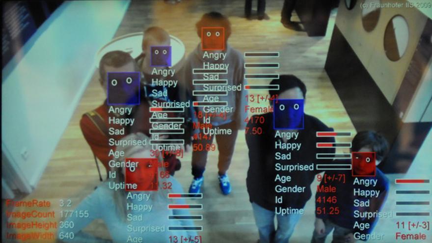 Google y Facebook lideran los avances en reconocimiento facial