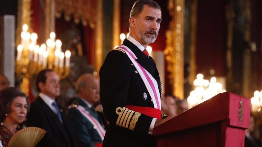 El Rey recibirá este lunes el premio Adolfo Suárez de Derechos Humanos de la Fundación Víctimas del Terrorismo