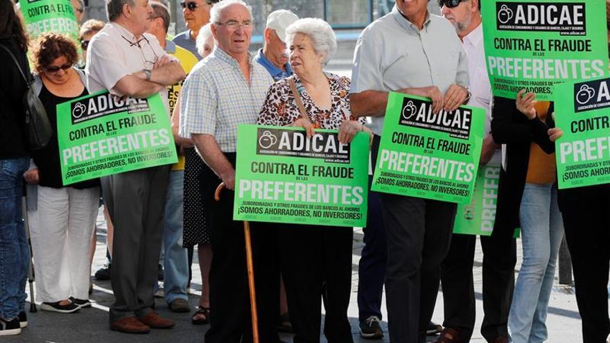 El sindicato CIC recurre el archivo de preferentes de Caja Madrid y Bancaja