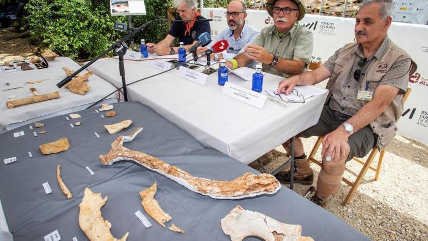 Atapuerca se confirma como único yacimiento con hasta cuatro especies humanas