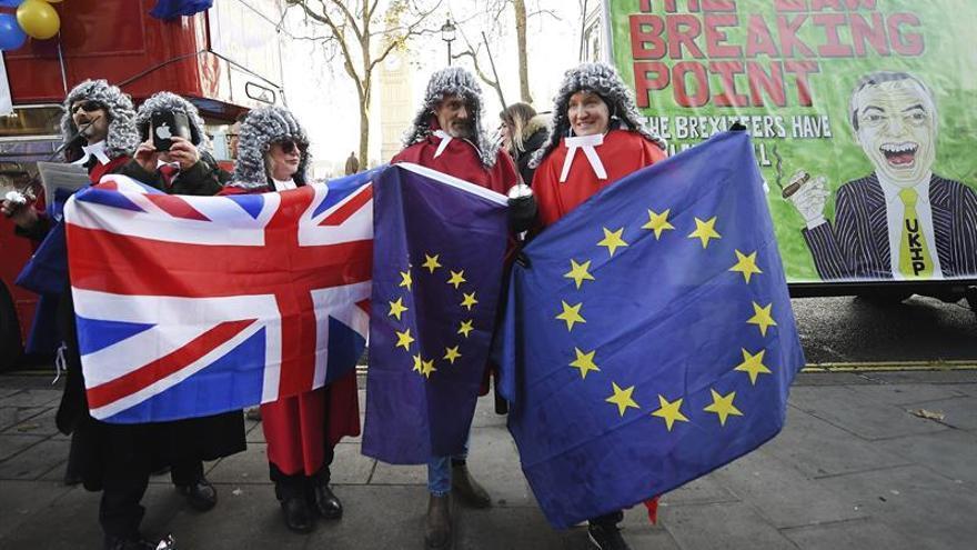 """El Supremo británico inicia el histórico recurso sobre el """"brexit"""""""