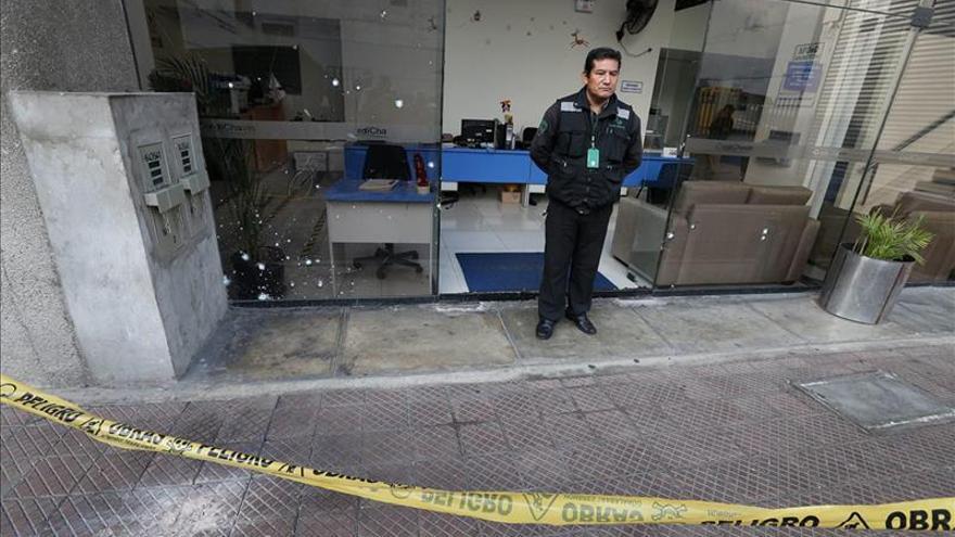 Explosión de granada causa daños materiales y genera alarma en Lima