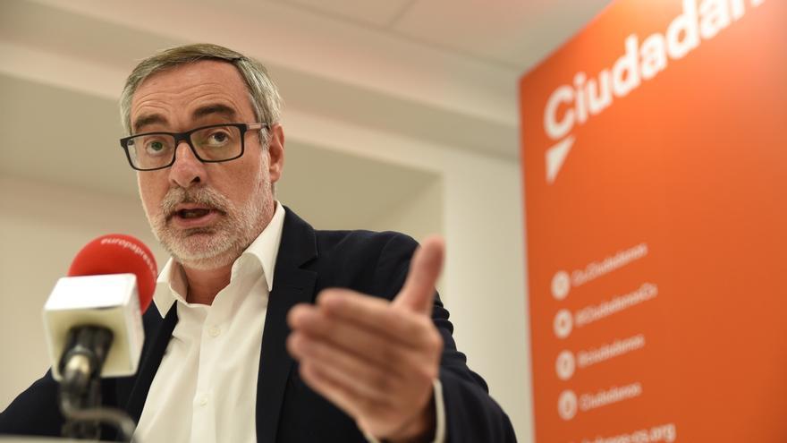 Ciudadanos evita aclarar si permitirá que se celebre la comparecencia de Rajoy en el Pleno del Congreso sobre corrupción