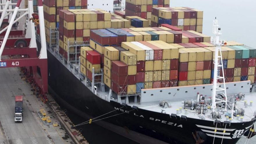 La era de los contenedores - Contenedores de barco ...