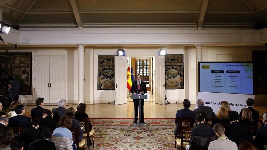 Rajoy afirma que una reforma constitucional no solucionaría problema catalán