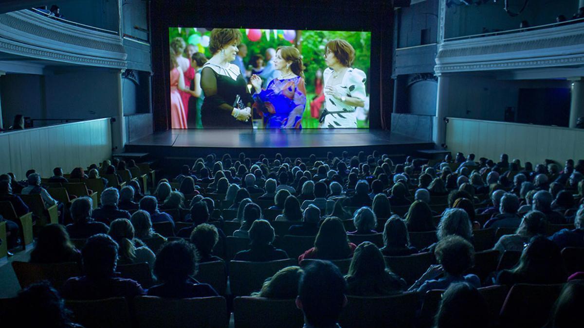 El objetivo del ciclo es visibilizar el cine argentino.