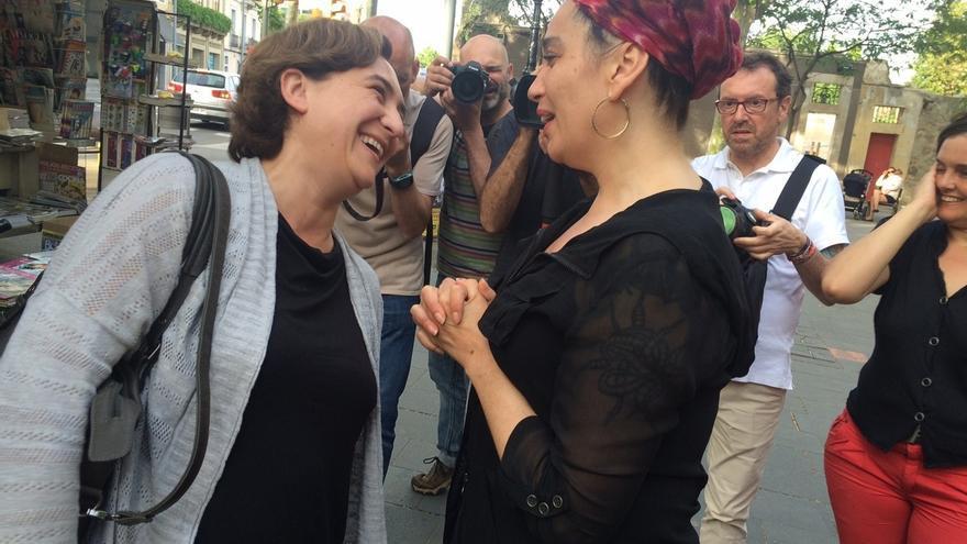 La formación de Ada Colau propone la creación de una moneda local en Barcelona