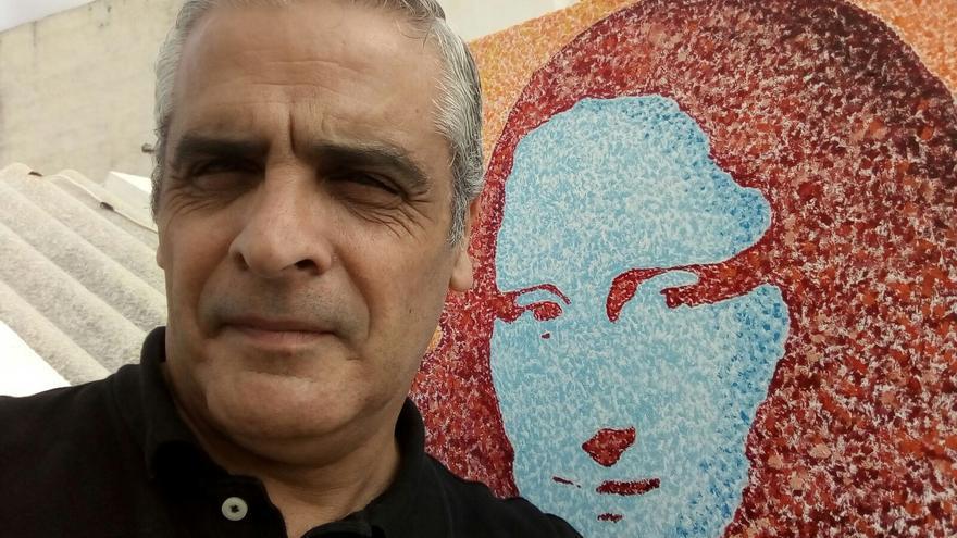 Santiago Jorge es pintor, ilustrador y coach artístico.