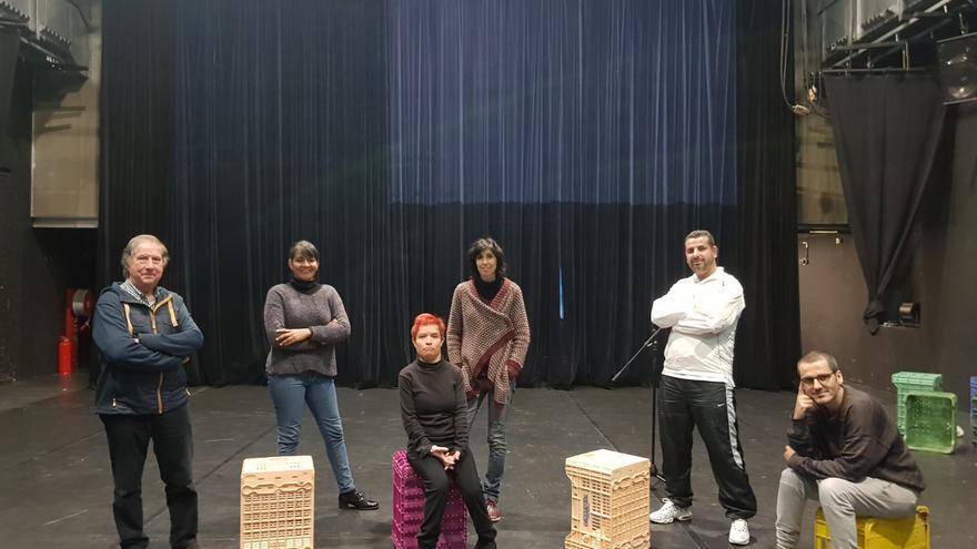`Was Soll Ich Tun?´ de Sabotaje Teatro en el Centro Párraga