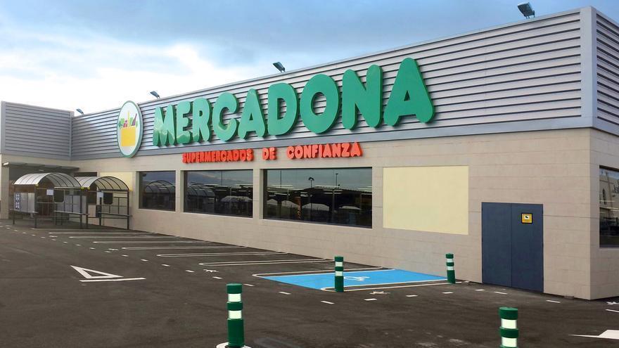 Nuevo establecimiento de Mercadona en Arrecife.