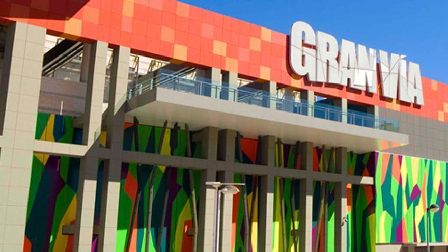 El Centro Comercial Gran Vía Alicante