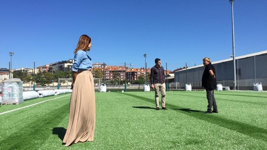 El Ayuntamiento no recepciona la obra del Campo de Fútbol de Frajanas