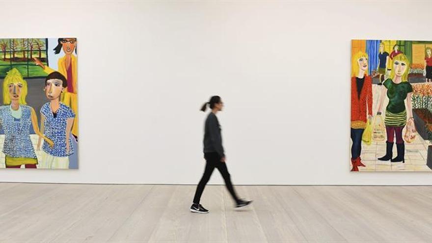"""La Saatchi Gallery de Londres """"celebra la pintura"""" con 9 artistas actuales"""