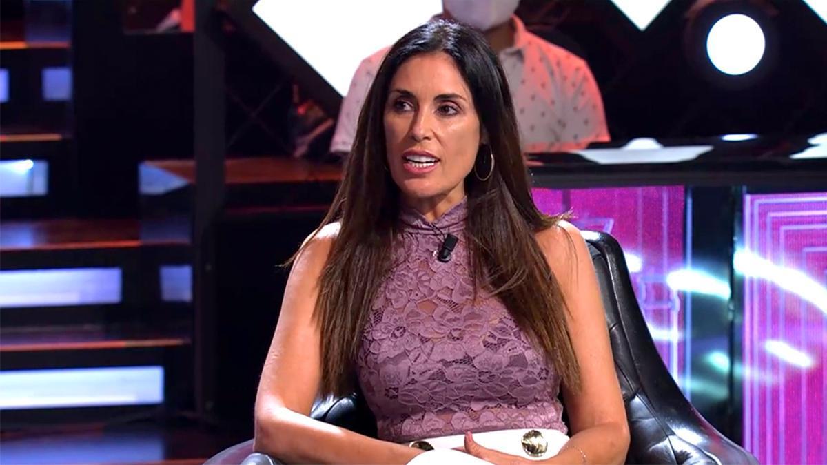 Isabel Rábago en 'Ahora, Olga'