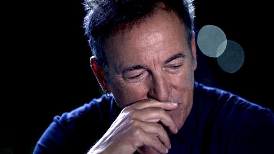 Bruce Springsteen habla sobre su depresión en su autobiografía