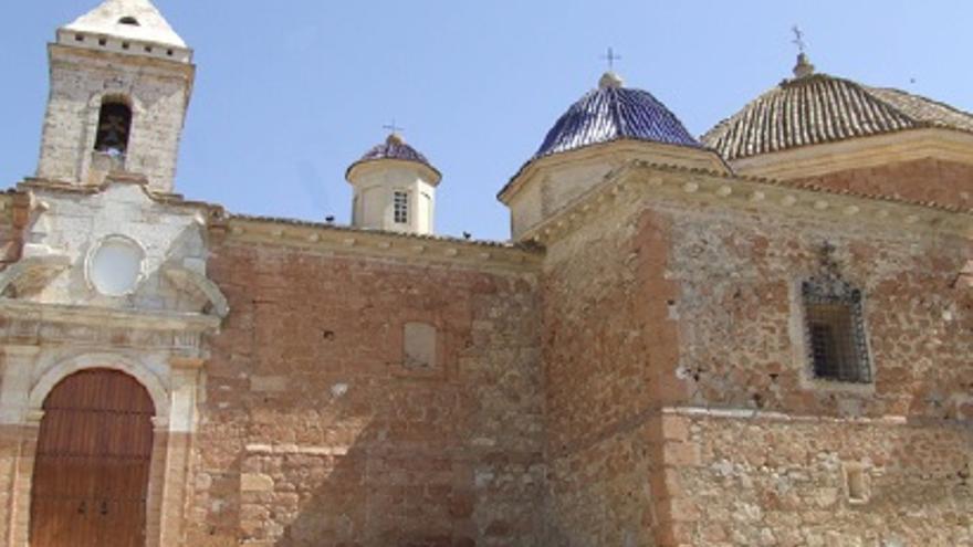 Iglesia de La Natividad de Alborea (Albacete)