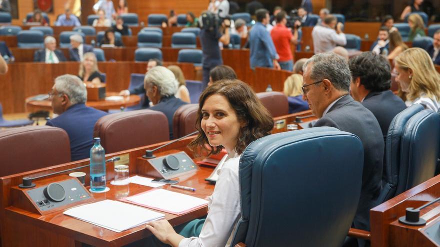 Ayuso culmina 80 días después del 26M la apuesta personal de Casado de mantener la 'plaza' de Madrid