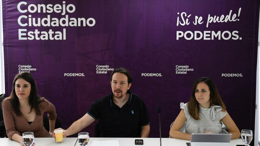 Iglesias recuerda a Errejón que Podemos no nació para apuntalar el bipartidismo