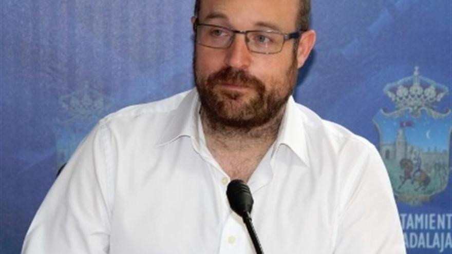 El coordinador regional de Ciudadanos, Alejandro Ruiz / Europa Press