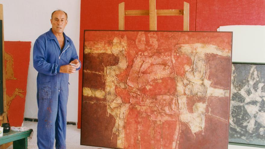 César Manrique/ Imagen cedida especialmente por la Fundación César Manrique