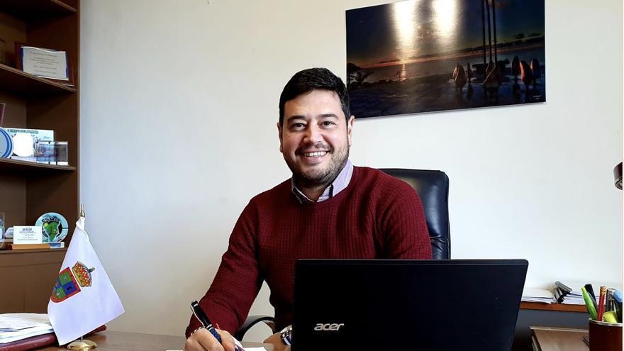 Jacob Qadri, alcalde de Barlovento.