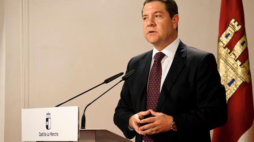 G.Page y Blanco, proclamados precandidatos a liderar el PSOE de C.La Mancha