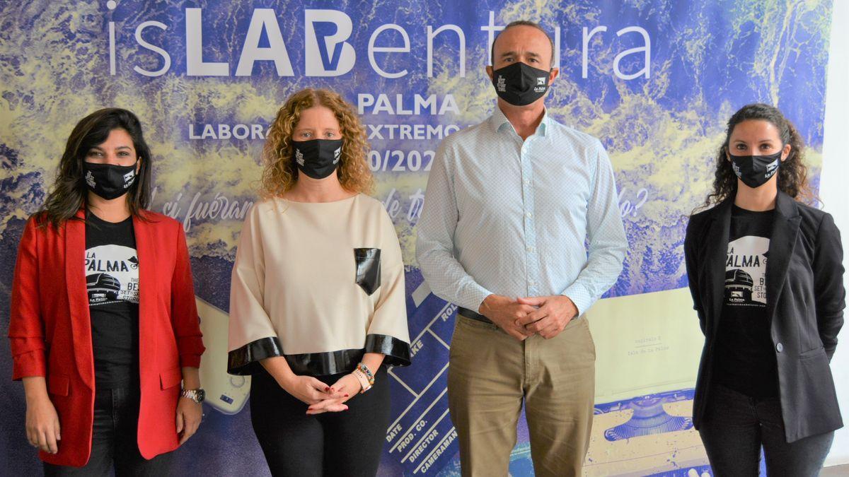 Presentación de la segunda edición de IsLABentura.