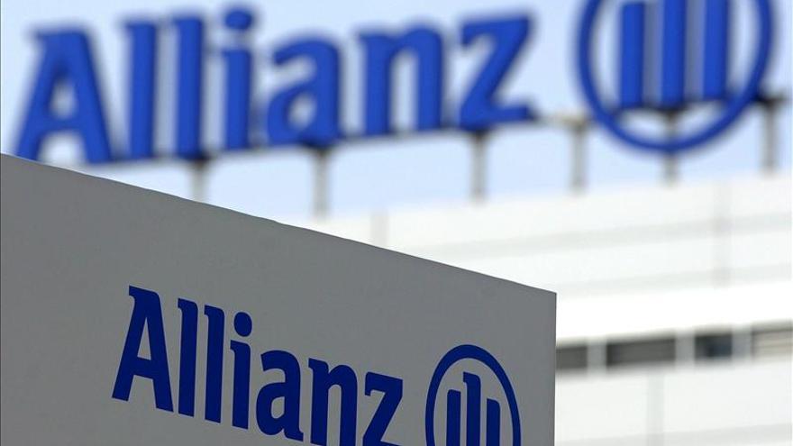 Allianz ganó 5.007 millones de euros hasta septiembre, un 18 por ciento más