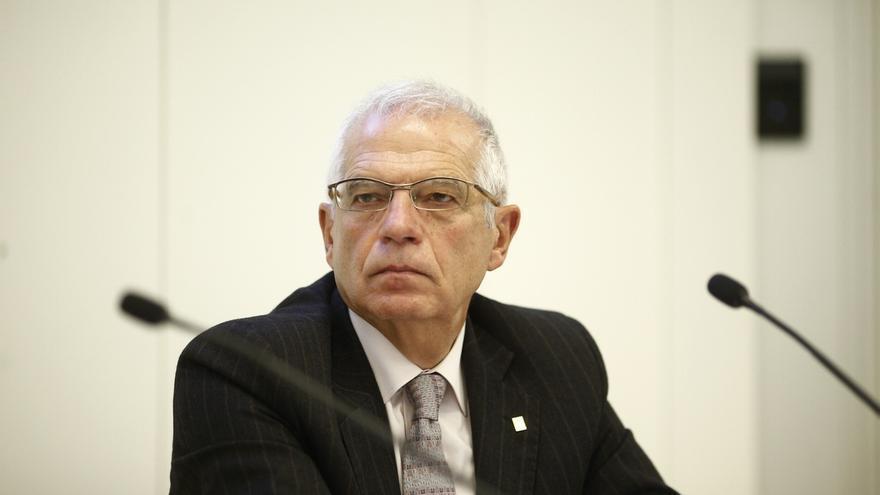 """Borrell: Que gobierne la lista más votada sólo es """"una solución de emergencia"""" si no hay más combinaciones"""