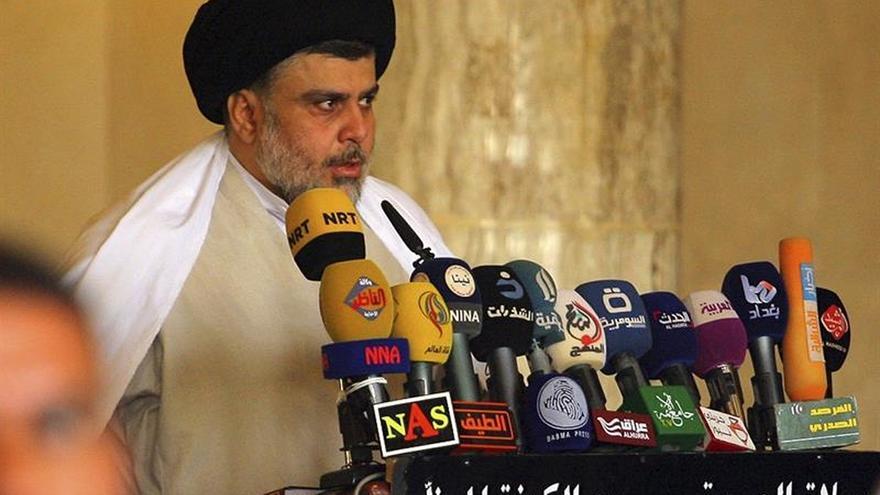 Muqtada Al Sáder visita Emiratos para acercar posturas con países del Golfo