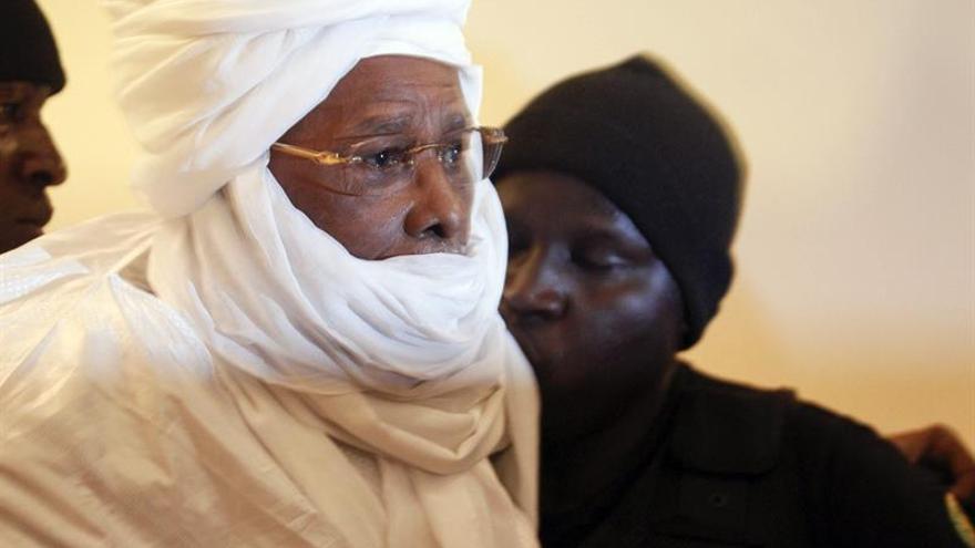 Cadena perpetua para el dictador chadiano Habré por crímenes contra la humanidad