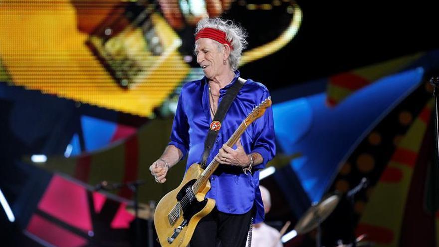 Los Rolling Stones hacen historia en el estadio Centenario de Montevideo