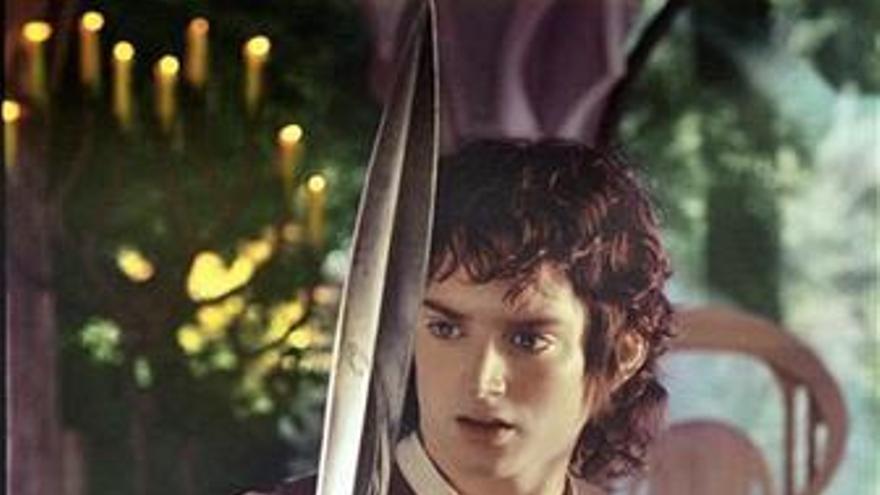 Frodo en el señor de los anillos
