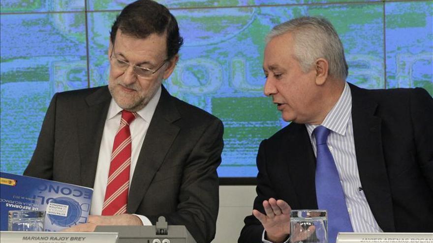 Rajoy asegura que el Gobierno no ha cambiado nada en su posición frente a ETA