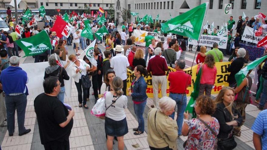De la protesta de empleados públicos #14