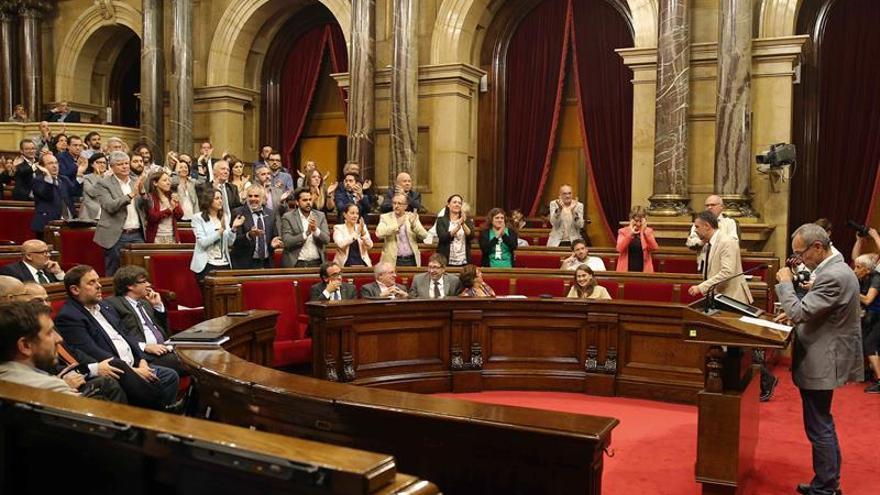 Coscubiela: En 48 horas negras se han pulido la reivindicación del referéndum
