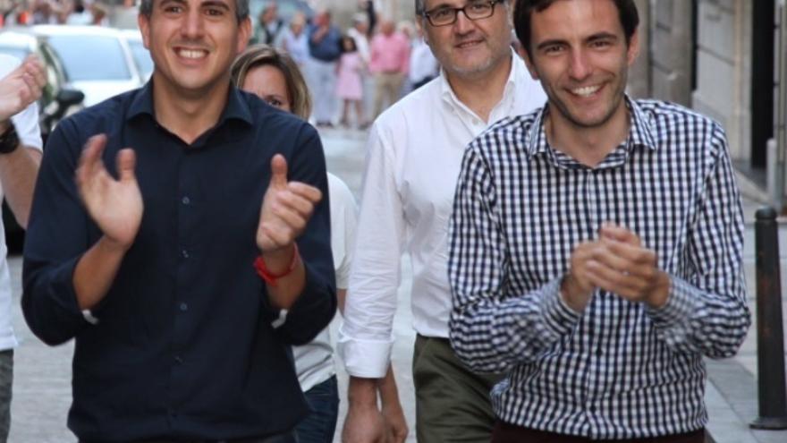 Los cántabros Zuloaga y Casares, entre los socialistas que irán la manifestación del sábado en Barcelona