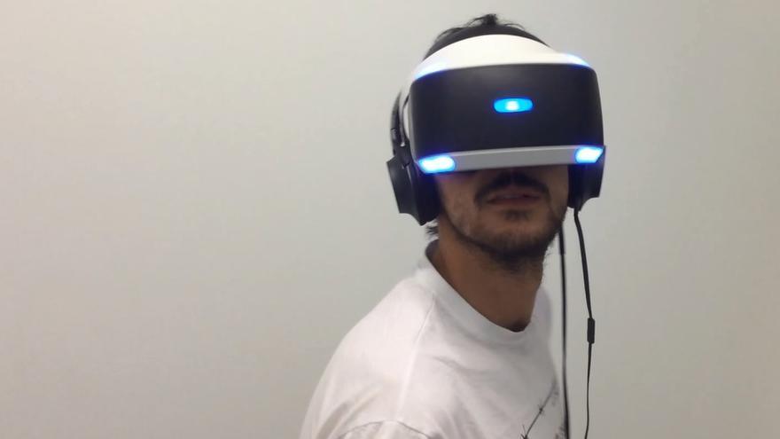 Probando PlayStation VR