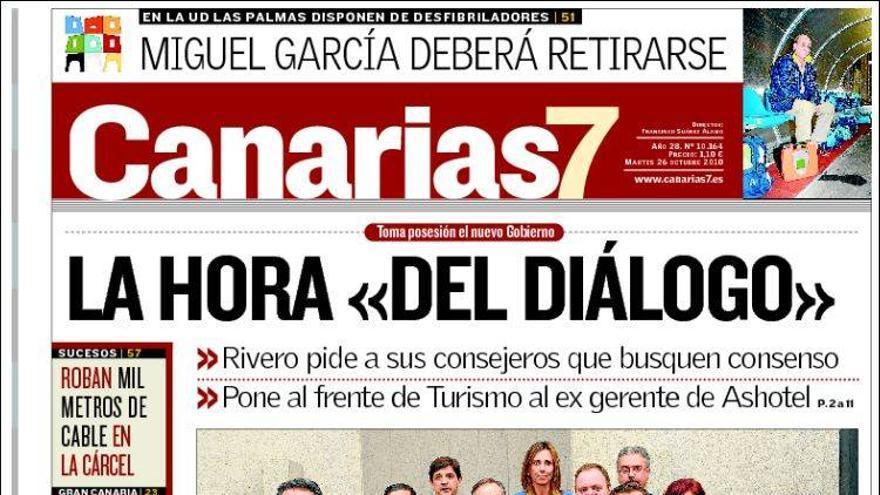 De las portadas del día (26/10/10) #2
