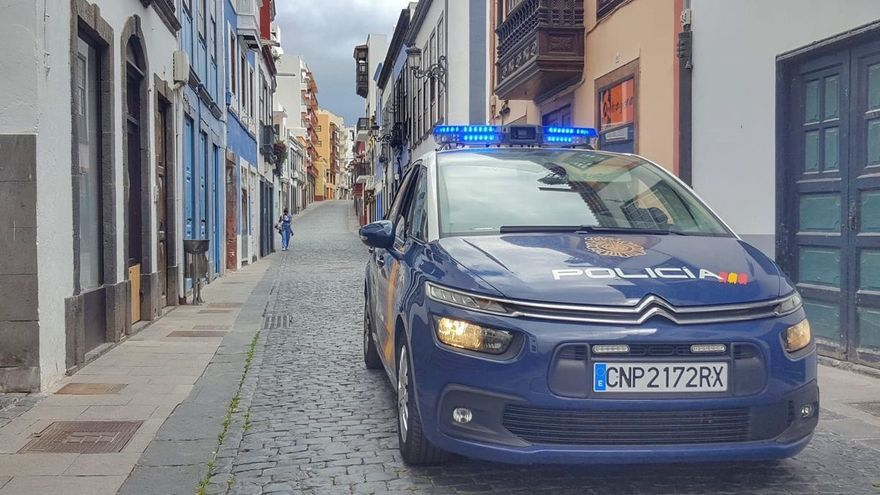 La Policía Nacional realiza 5 propuestas de  sanción en la capital por incumplir la normativa para prevenir la COVID-19